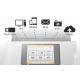 Scanner réseau Plustek eScan A250. Autonome, chargeur, double-face. Envoi mail, FTP, SMB, cloud... Ecran LCD tactile