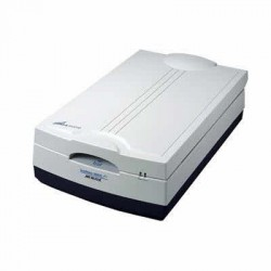 Microtek 9800XL PLUS SILVER TMA