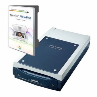Microtek i800 Plus SF HDR