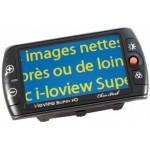 Loupe électronique i-loview super HD. 4,3 pouces, malvoyants et basse vision. Vidéo-loupe de lecture de poche.