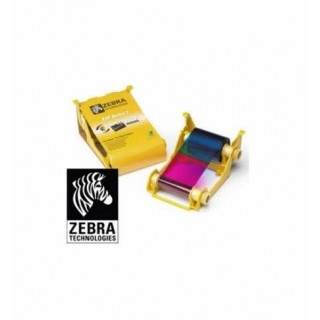 Film Couleur YMCKO 100 cartes ZXP1