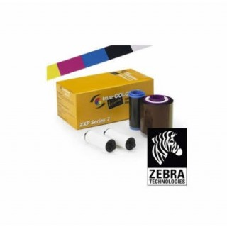 Film Couleur YMCKO 200 cartes ZXP3