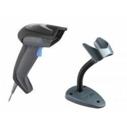 Datalogic Gryphon GD4430 2D Noir USB + Stand (kit)